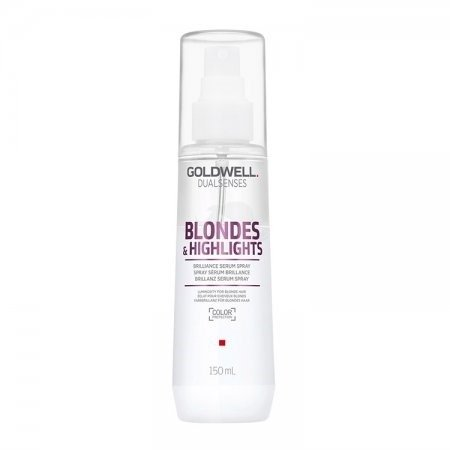 GOLDWELL Dualsenses Blondes & Highlights, nabłyszczające serum w sprayu, 150ml, EAN 4021609061205
